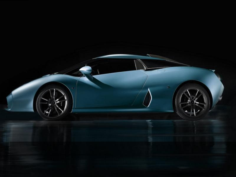 Lamborghini 5-95 Zagato Concept 2014