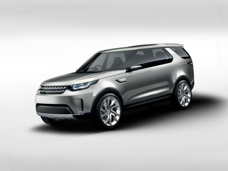 2010 Land Rover Discovery Vision Concept photo - 2
