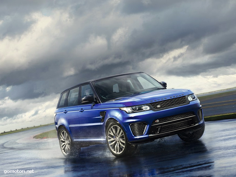 Unique 2015 Land Rover Range Rover Sport SVR Review