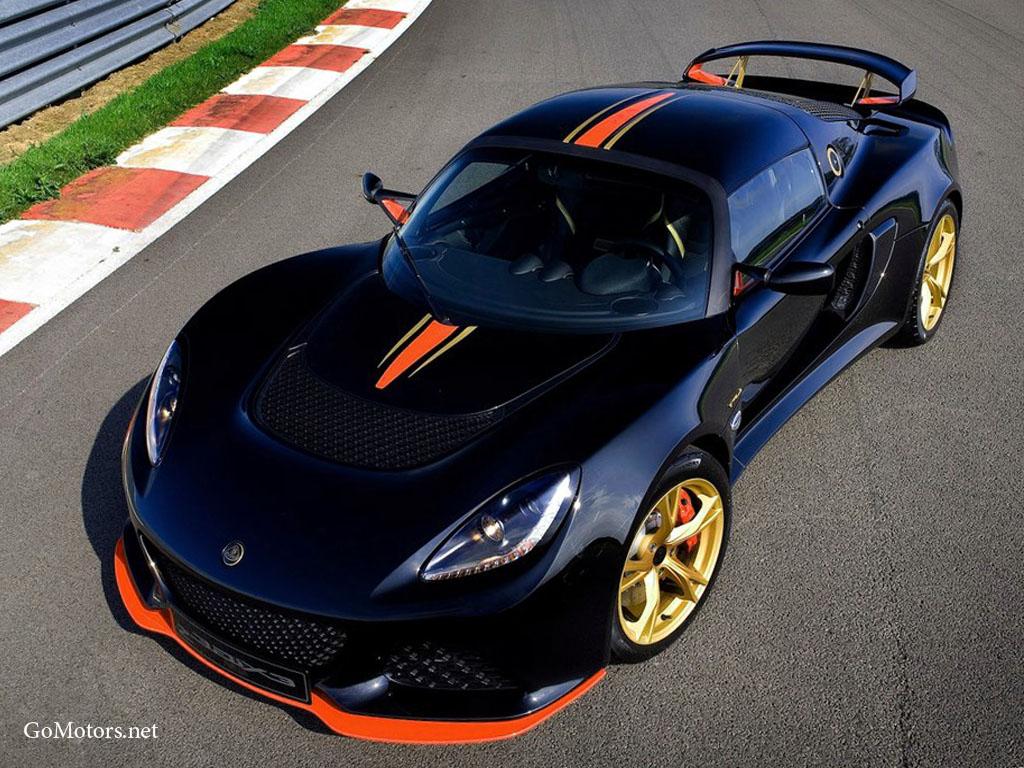 Lotus Exige LF1 2014