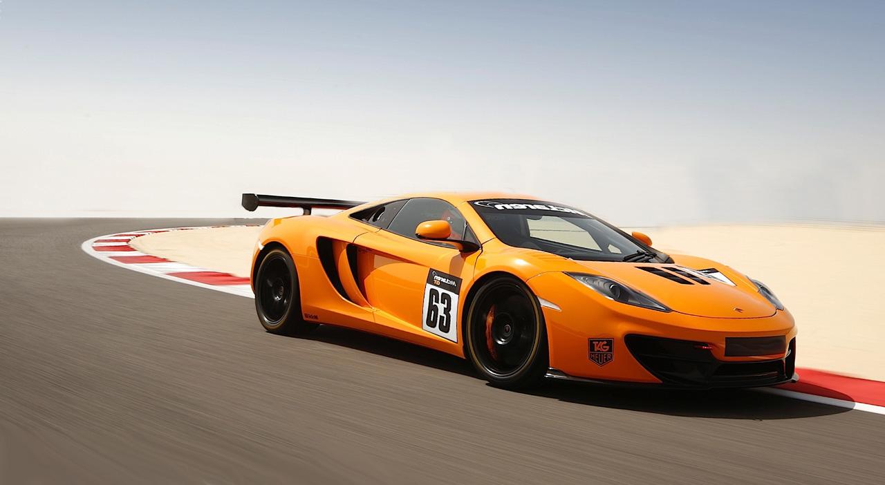 2014 McLaren 12C Sprint