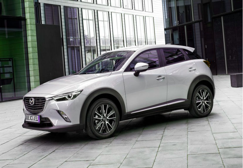 2016 Mazda Cx 3 Review