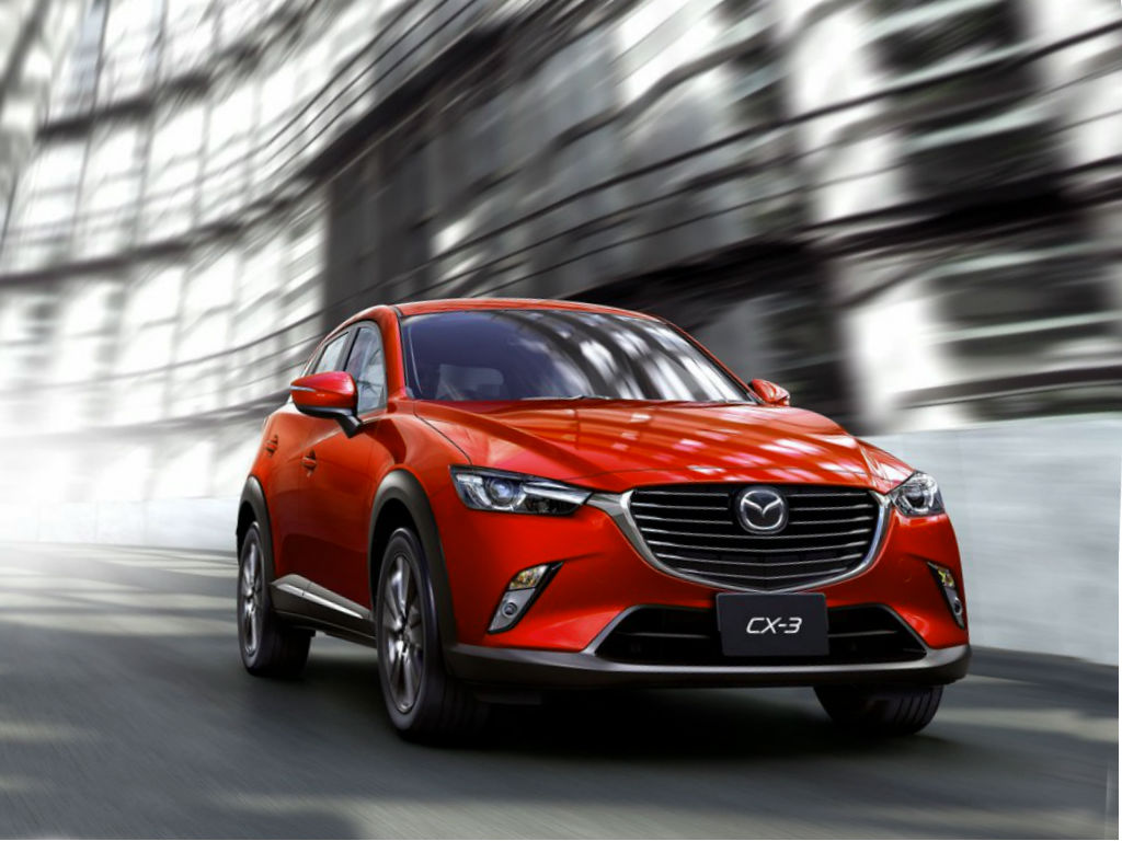 mazda cx 3 2016 reviews mazda cx 3 2016 car reviews. Black Bedroom Furniture Sets. Home Design Ideas
