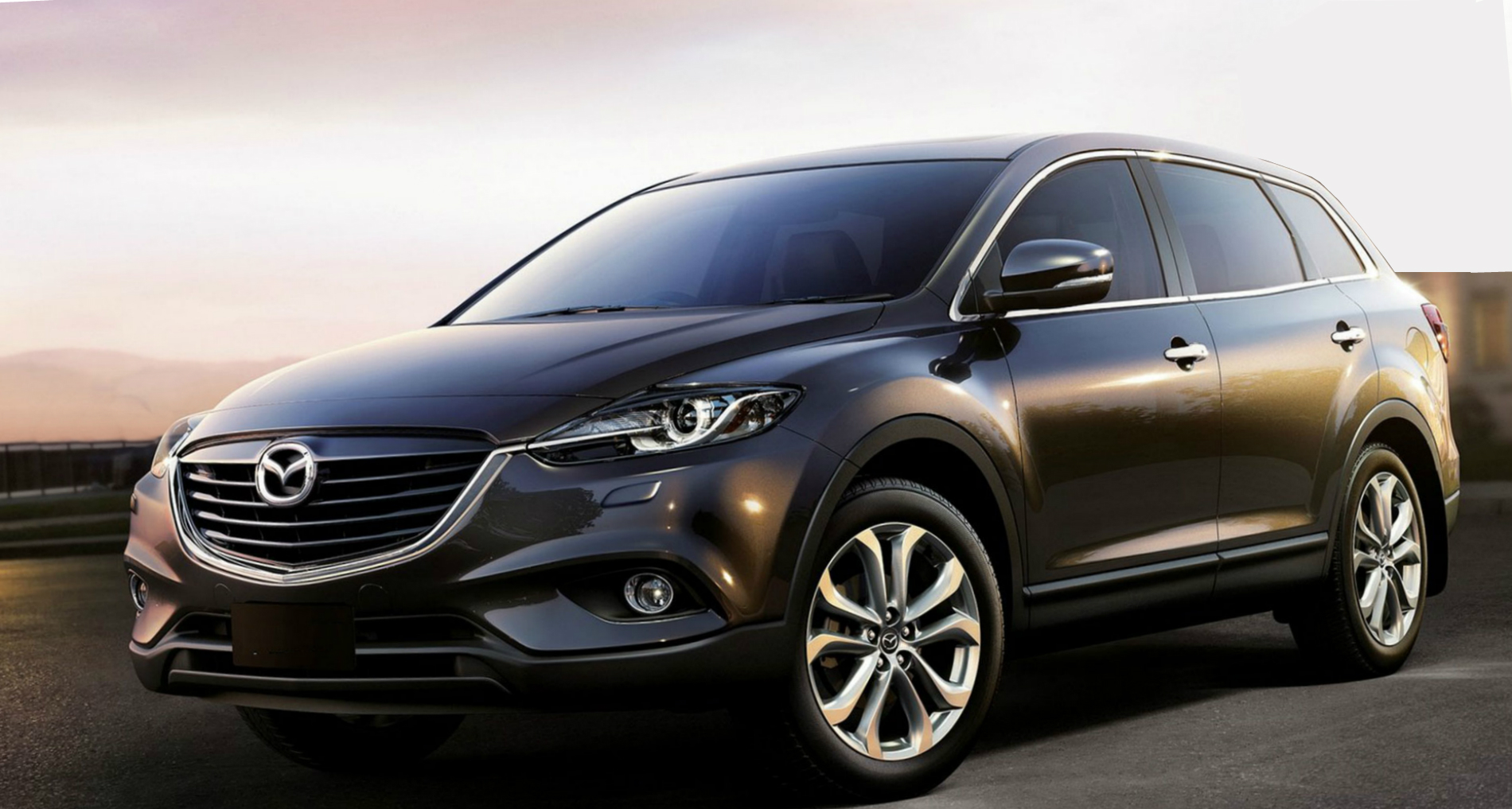 Mazda CX-9 KODO Design