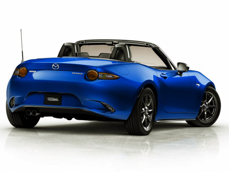 2017 mazda mx 5 miata rf launch edition detailed priced. Black Bedroom Furniture Sets. Home Design Ideas