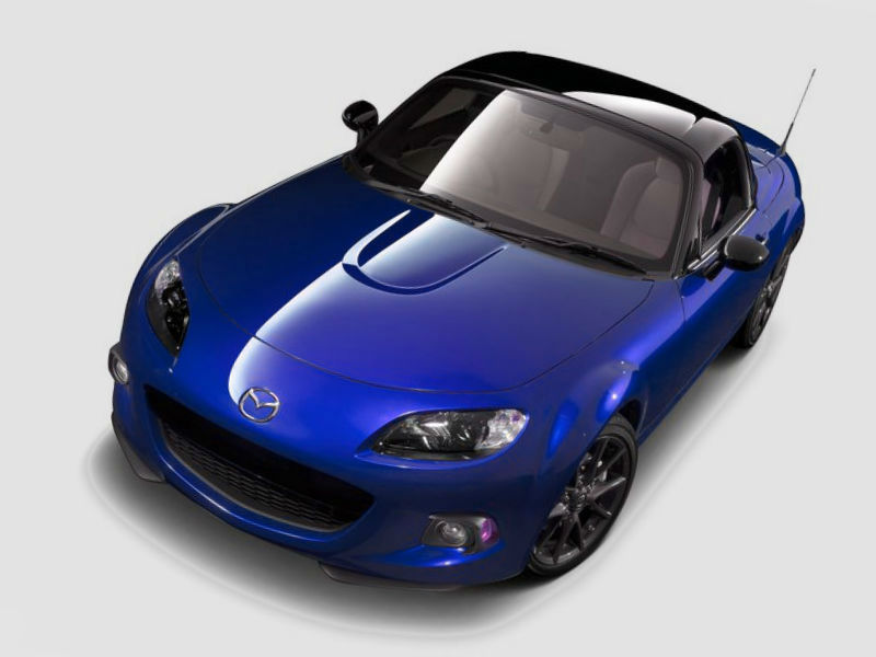 2014 Mazda MX-5 25th Anniversary