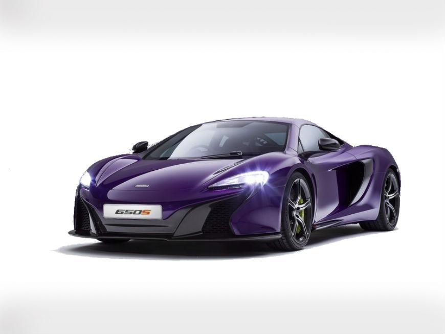 McLaren 650S 2015