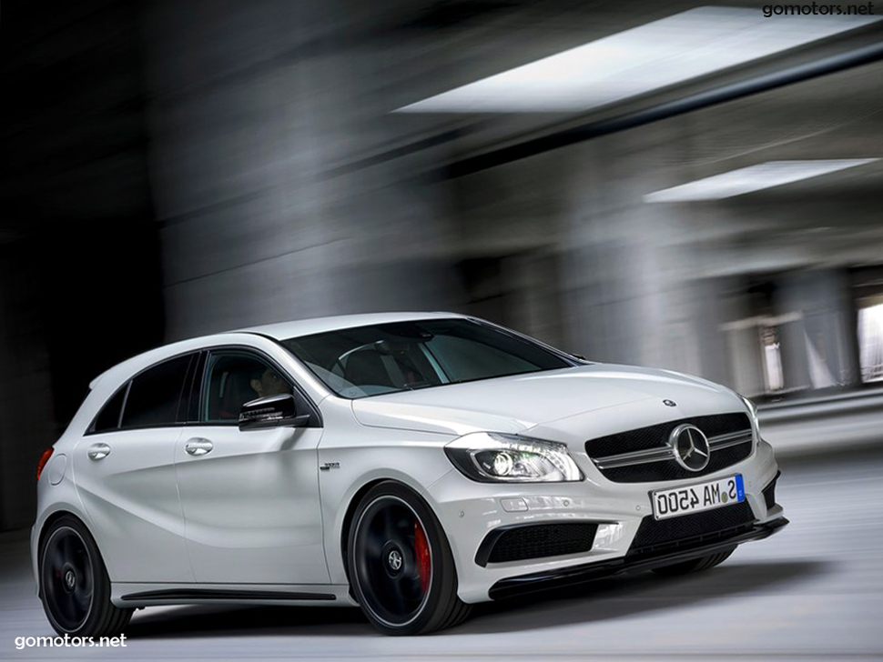 2014 mercedes benz a45 amg review. Black Bedroom Furniture Sets. Home Design Ideas