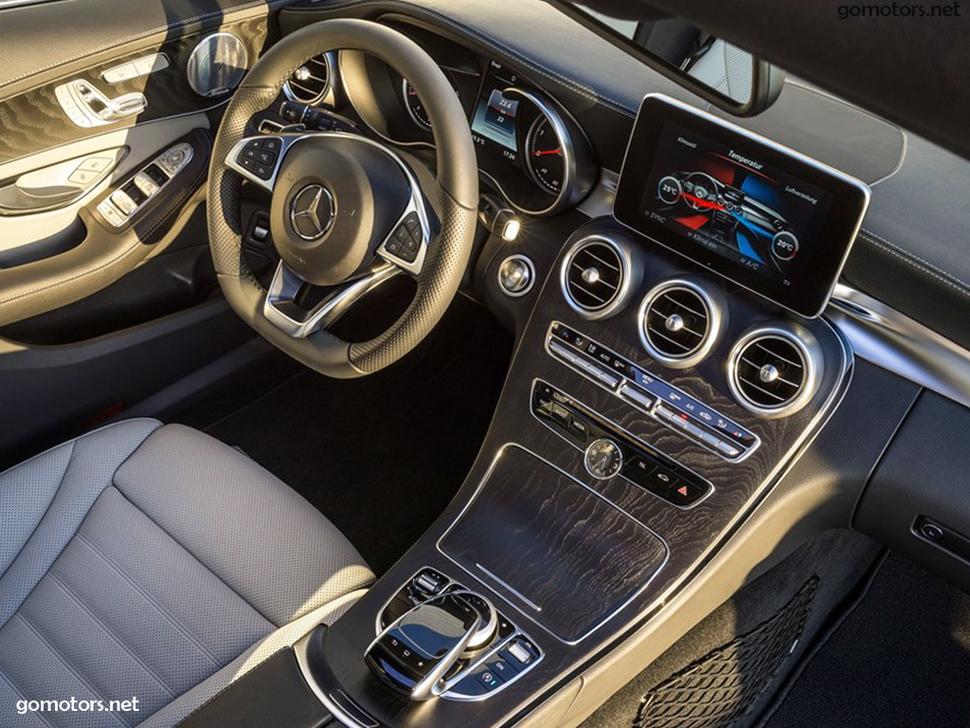 Mercedes-Benz C-Class Estate 2015