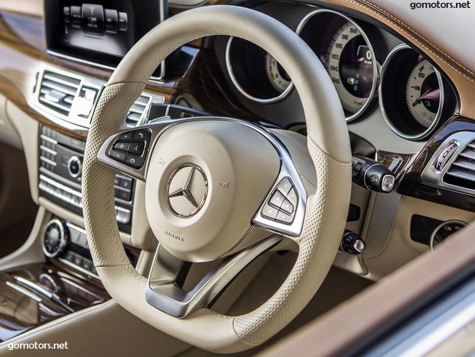 2015 Mercedes-Benz CLS Shooting Brake