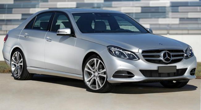 Mercedes E-Class Sedan Next Generation