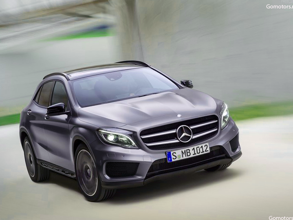 2015 mercedes benz gla class review. Black Bedroom Furniture Sets. Home Design Ideas