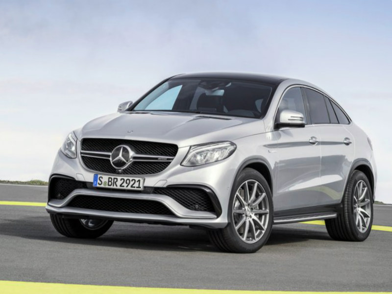 2016 Mercedes-Benz GLE63 AMG Coupe