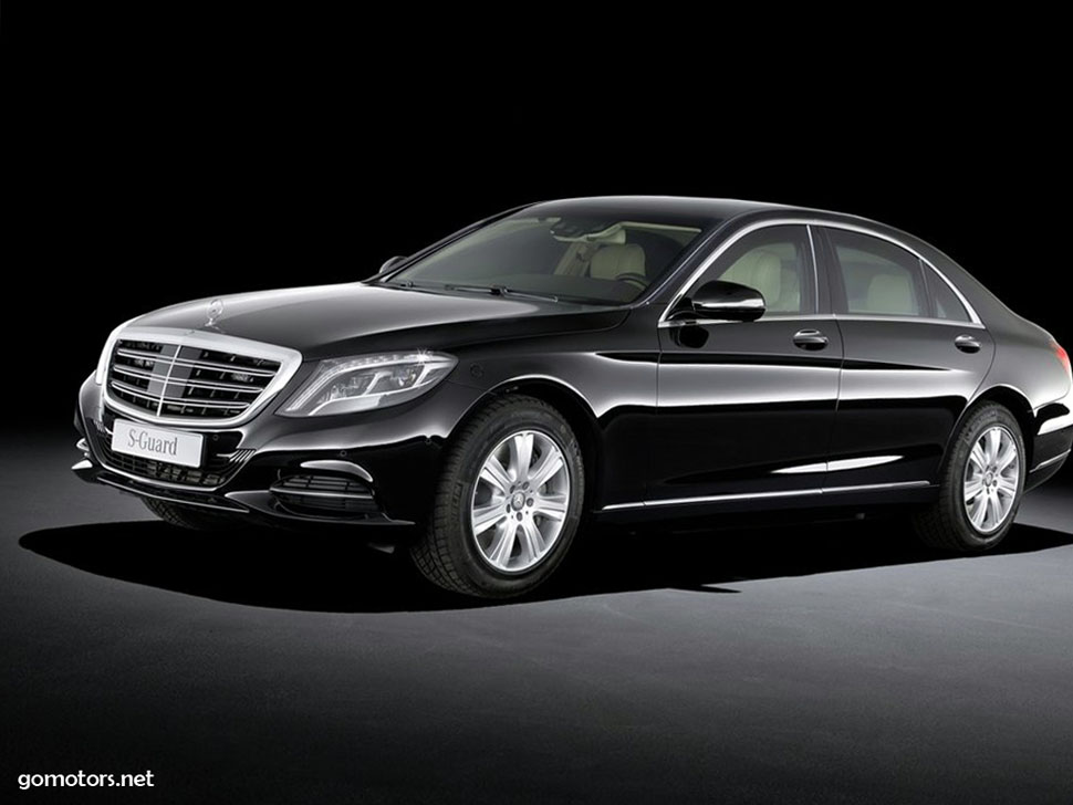Mercedes-Benz S600 Guard 2015