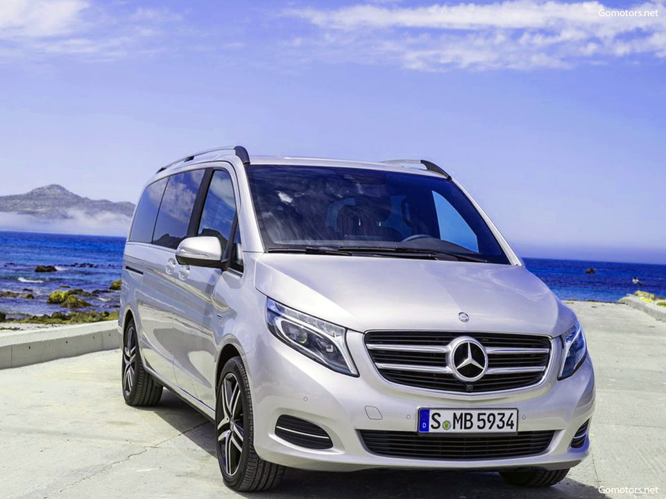 2015 mercedes benz v class review. Black Bedroom Furniture Sets. Home Design Ideas