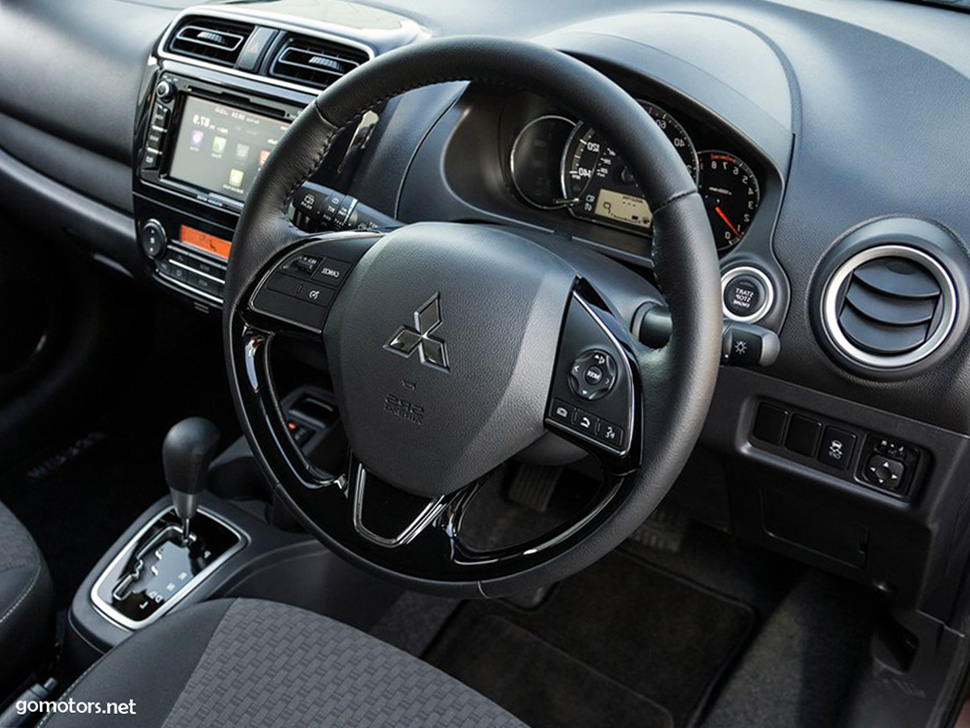 Mitsubishi Mirage GT