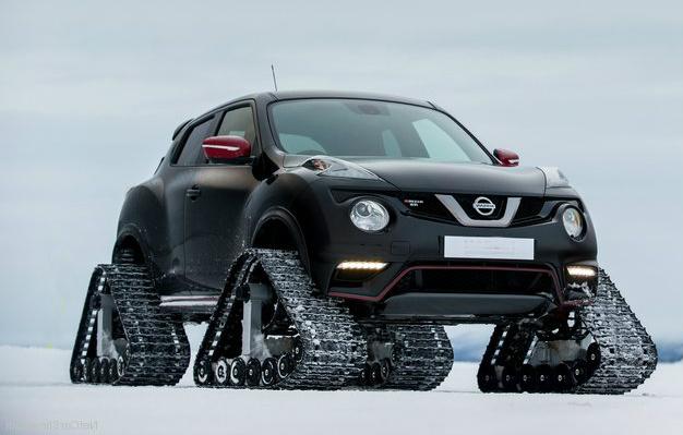 2015 Nissan Juke Nismo RSnow Concept