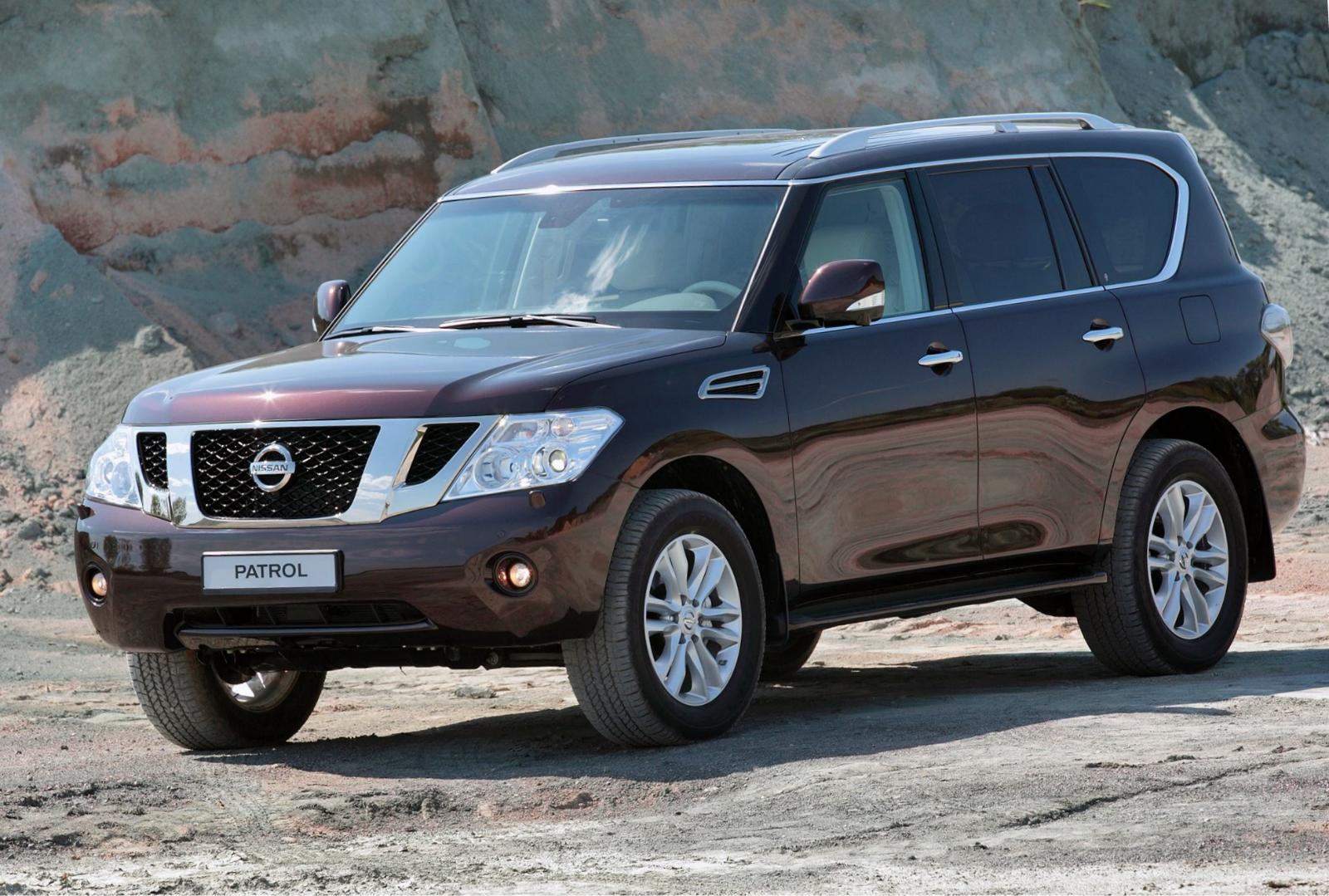 Nissan Patrol V8 Reviews Nissan Patrol V8 Car Reviews