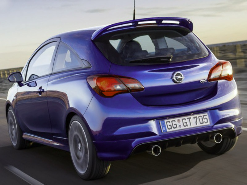 2016 opel corsa opc review. Black Bedroom Furniture Sets. Home Design Ideas