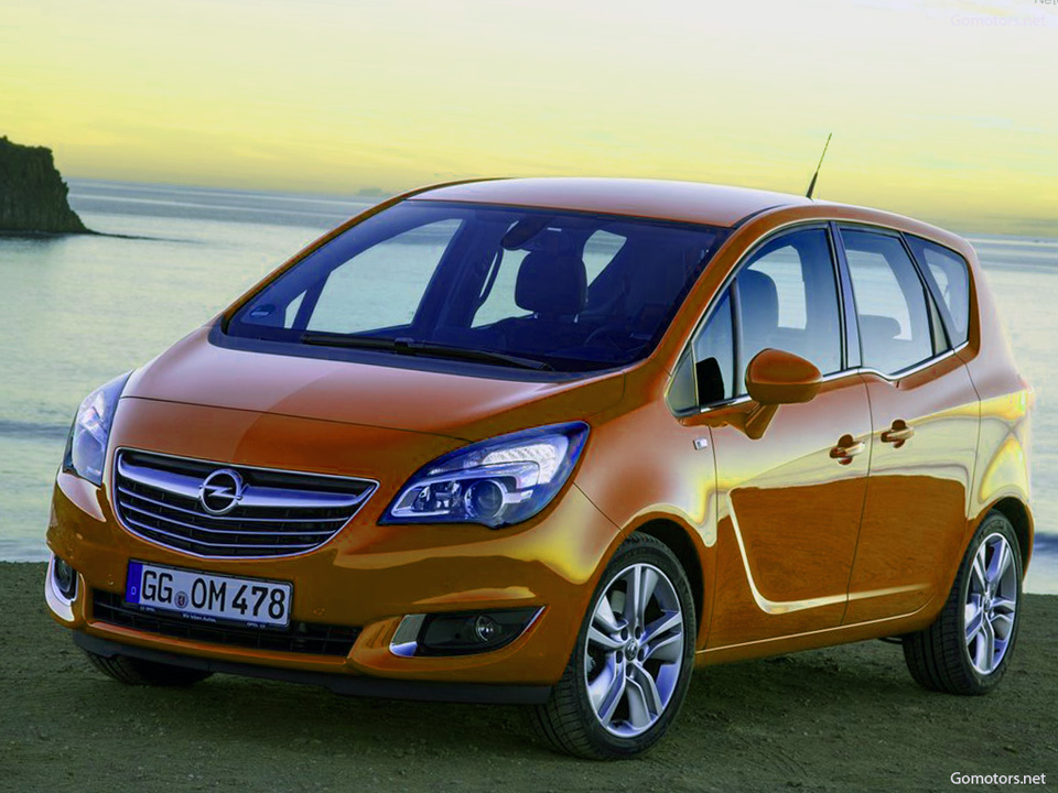 2014 opel meriva 2015 best auto reviews. Black Bedroom Furniture Sets. Home Design Ideas
