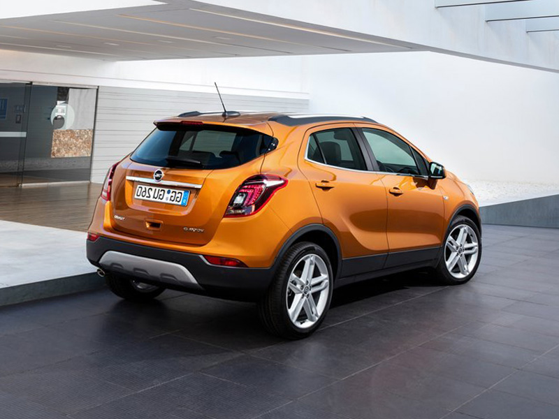 Opel Mokka X Wallpaper