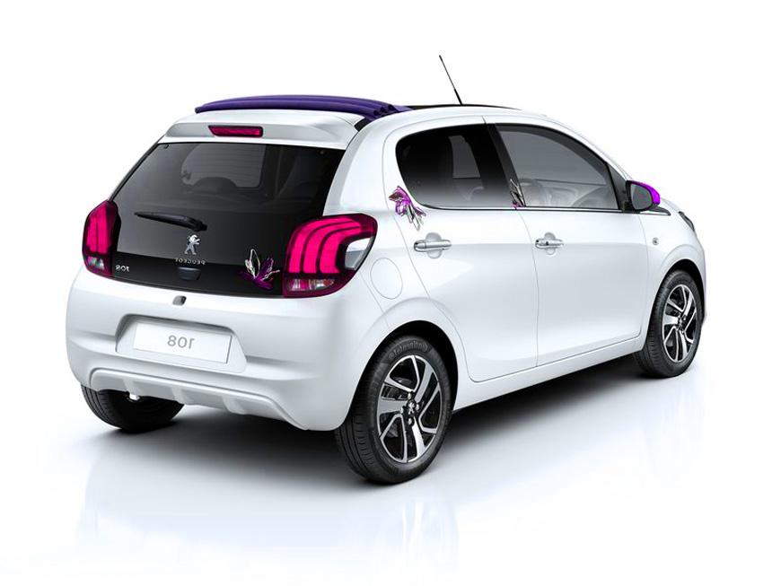 2015 Peugeot 108