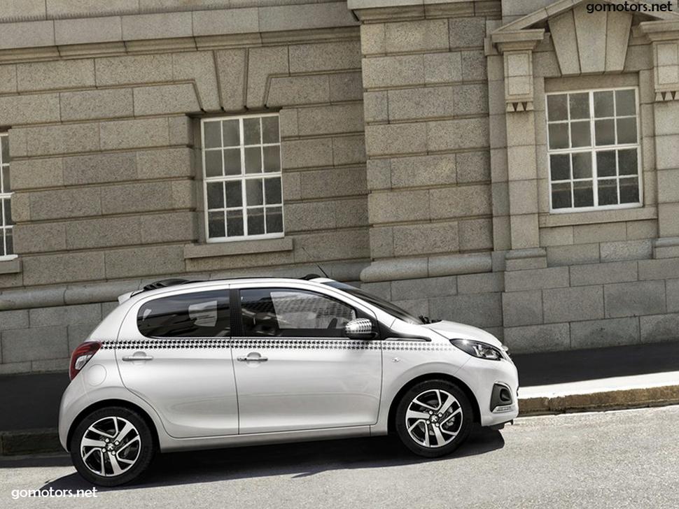 Peugeot 108 2015
