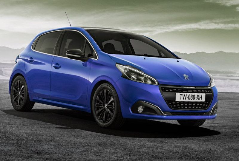 2016 peugeot 208 review. Black Bedroom Furniture Sets. Home Design Ideas
