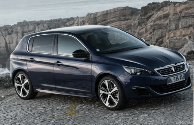 2015 peugeot 308 gt review. Black Bedroom Furniture Sets. Home Design Ideas