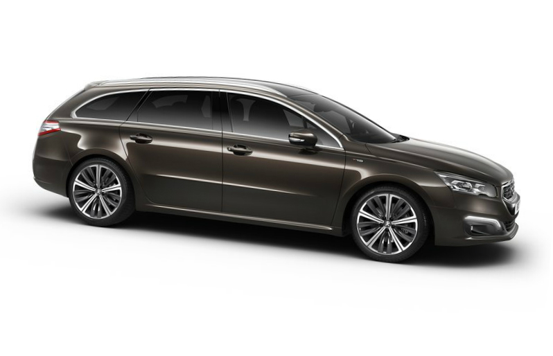 2015 Peugeot 508 Sw Review