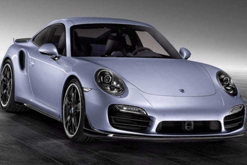 2016 Porsche 911 Turbo Aerokit