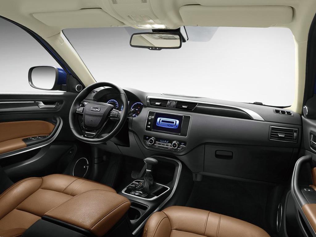 Qoros 5 SUV