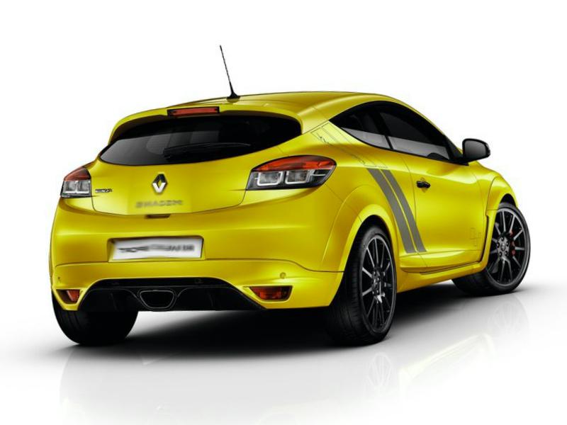 Renault Megane RS 275 Trophy 2015