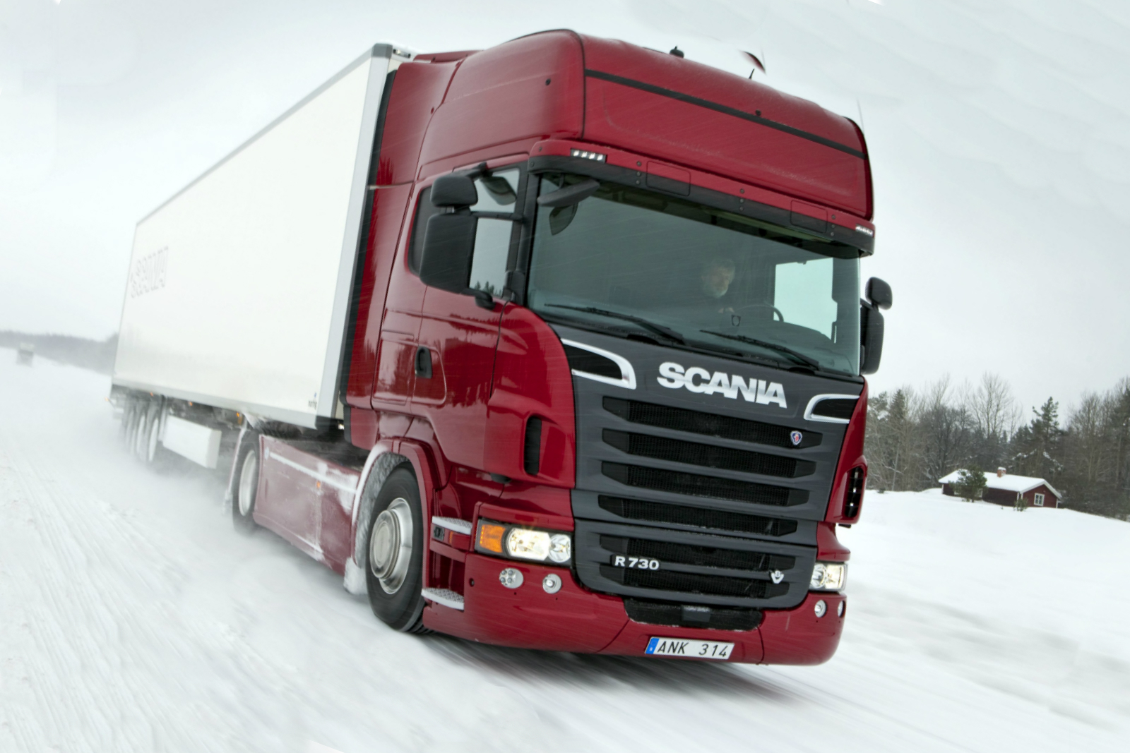 SCANIA TRUCKS R730