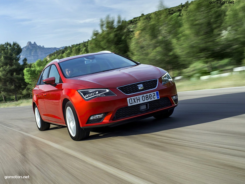 2015 seat leon st 4drive review. Black Bedroom Furniture Sets. Home Design Ideas