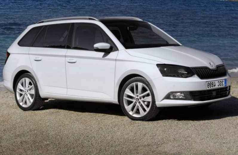 2015 skoda fabia combi review. Black Bedroom Furniture Sets. Home Design Ideas