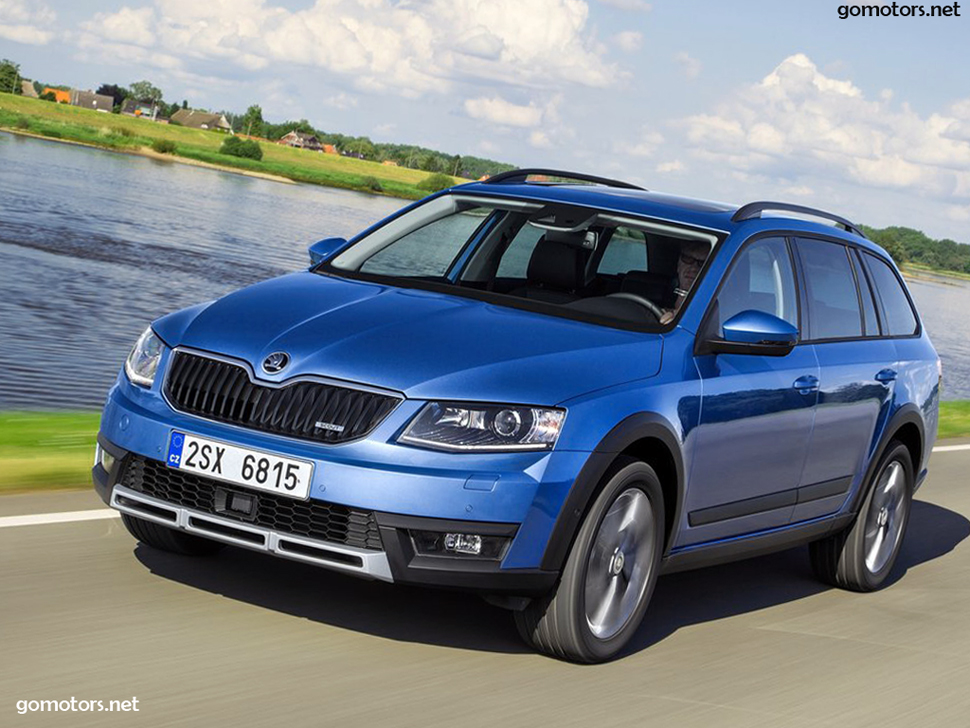 2015 skoda octavia scout review. Black Bedroom Furniture Sets. Home Design Ideas