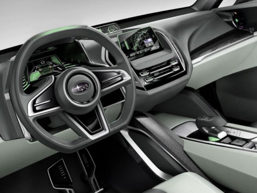 Subaru VIZIV-2 Concept  2014