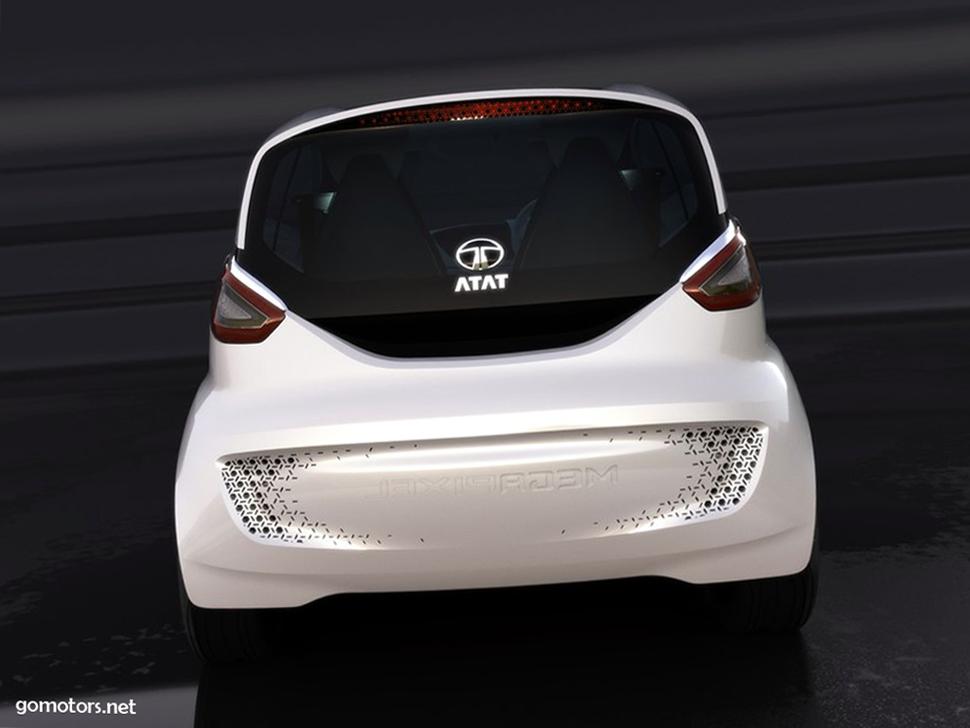Tata Megapixel Concept 2015
