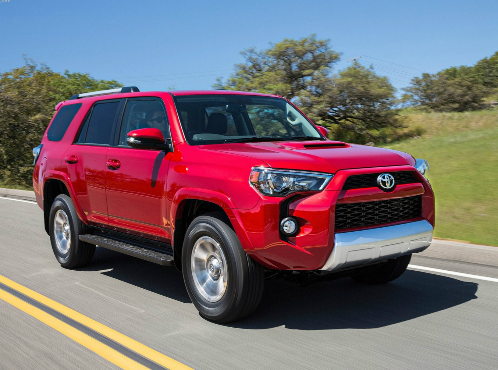 2014 toyota 4runner review. Black Bedroom Furniture Sets. Home Design Ideas