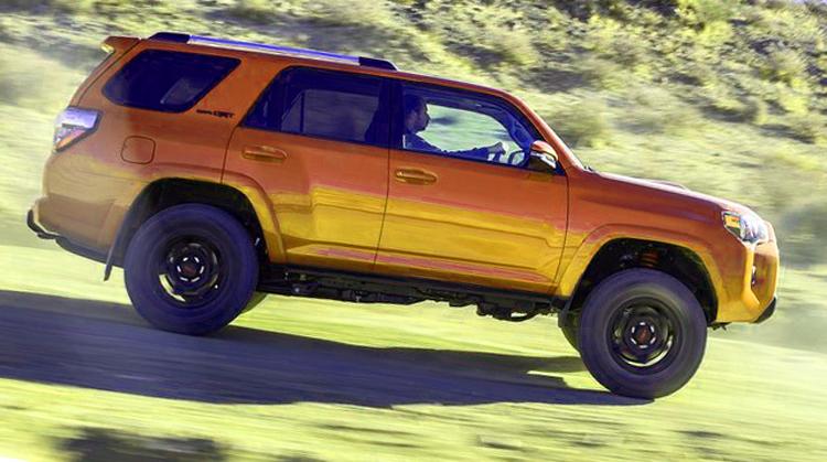 Toyota 4Runner TRD Pro-Series