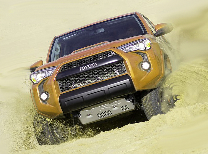 2015 4Runner w/ KDSS - Skid Plate Decision: ARB vs  the Others