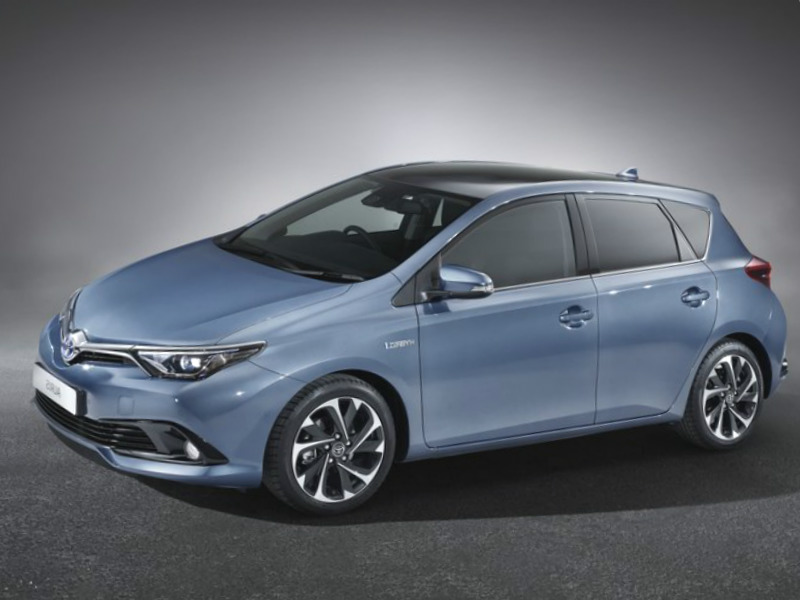 2016 toyota auris review. Black Bedroom Furniture Sets. Home Design Ideas
