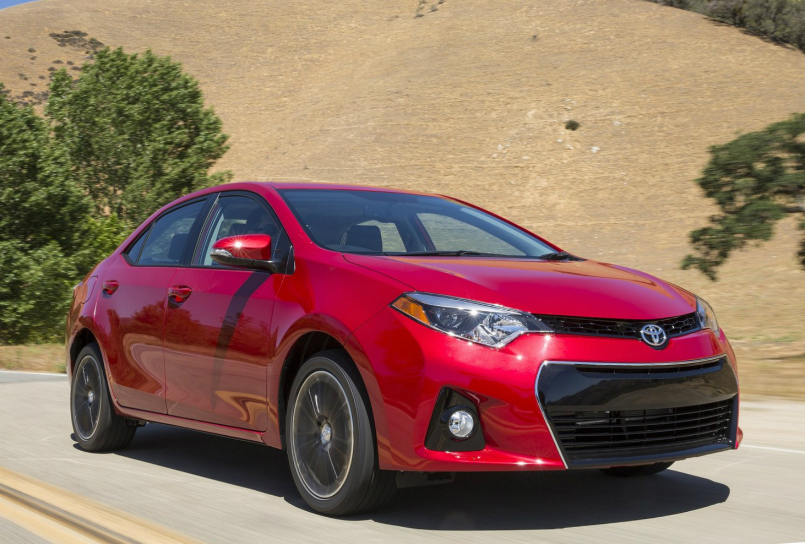 Toyota Corolla review 2014