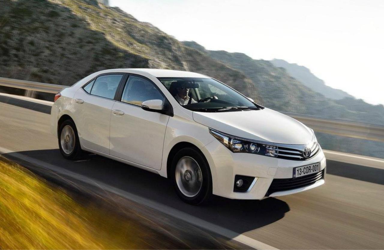 Toyota Corolla EU-Version