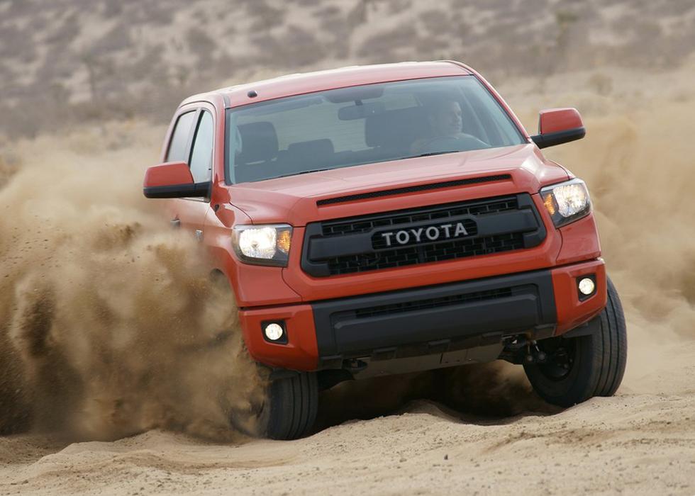 Toyota Tundra TRD Pro-Series