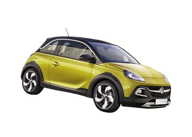 2015 Vauxhall Adam Rocks