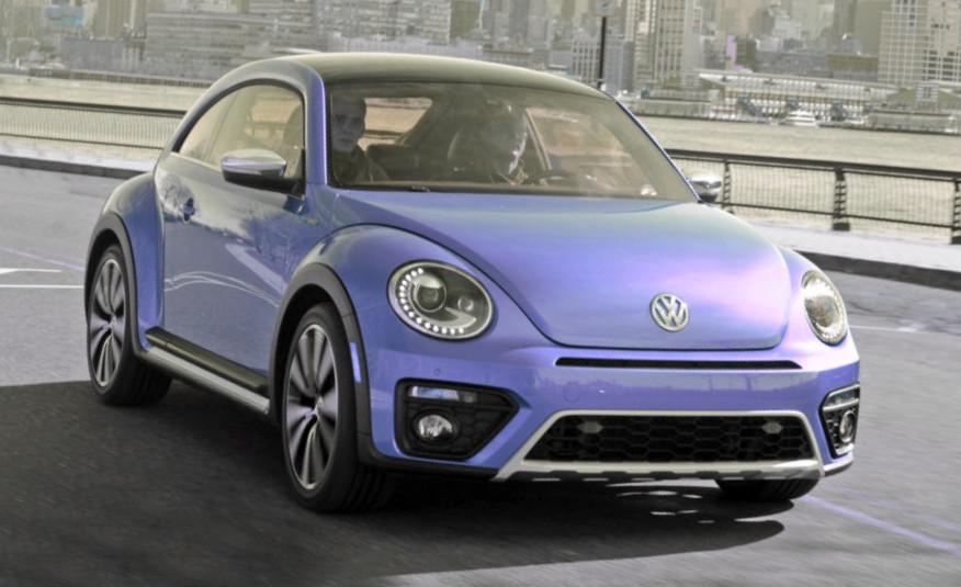 Volkswagen Beetle Dune hybrid concept