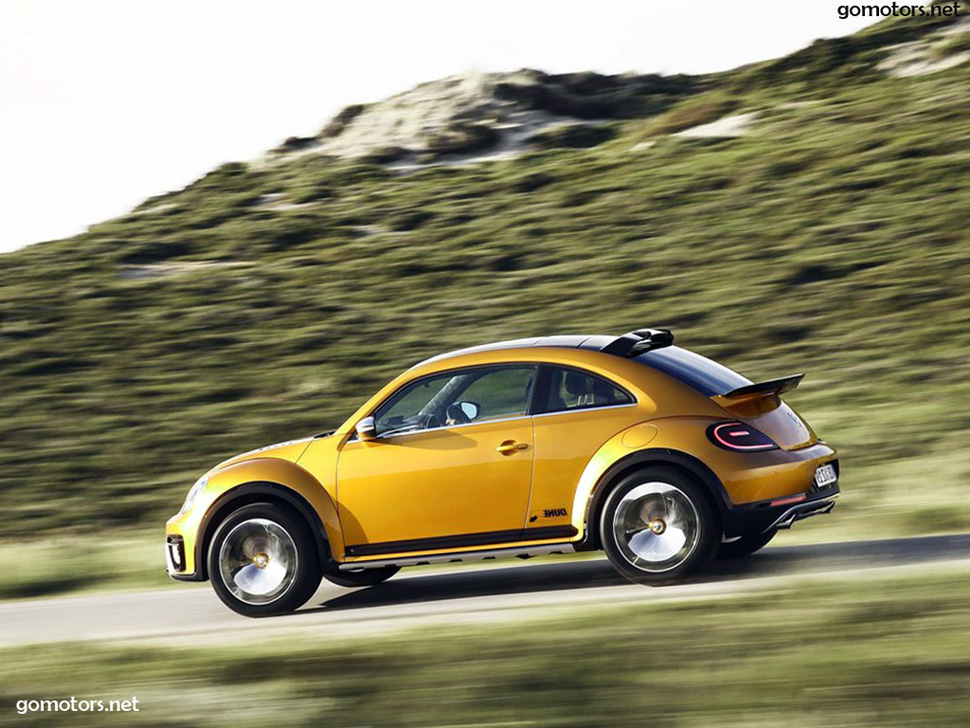 Volkswagen Beetle Concept 2014