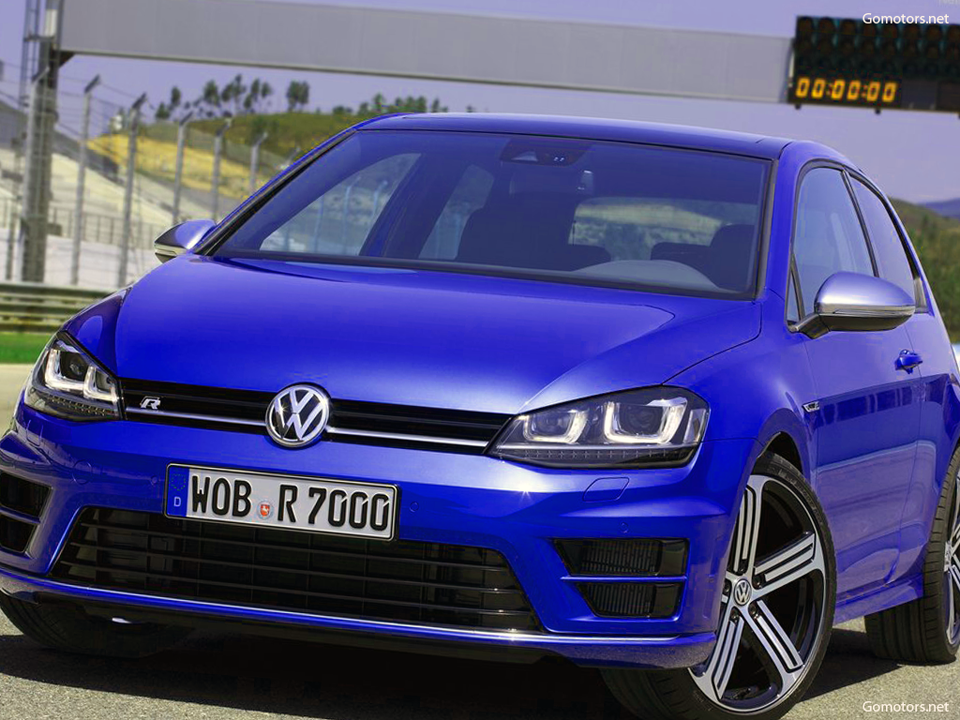Golf R Dcc >> 2014 Volkswagen Golf R review